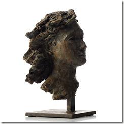 cheveux dans le vent - Artiste Marielauterre