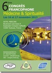 affiche_congres_medecine_spiritualité2013